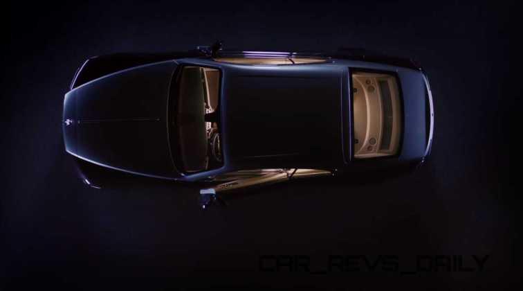 Rolls-Royce WRAITH 'And The World Stood Still' Film Stills 7