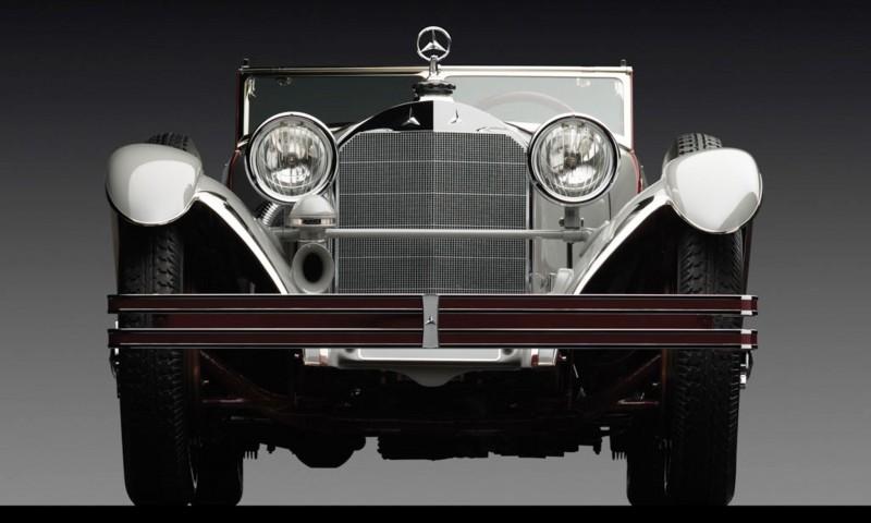 1928 Mercedes-Benz 680S Torpedo Roadster by Carrosserie J. Saoutchik 14
