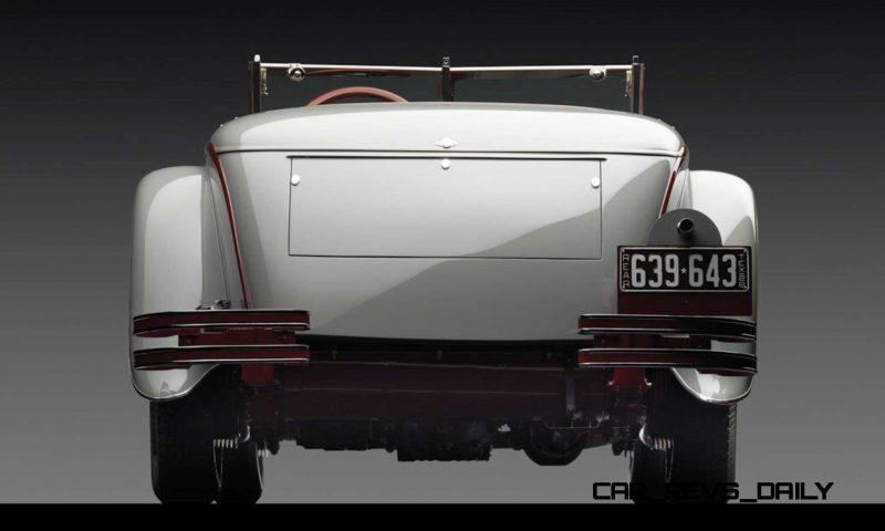 1928 Mercedes-Benz 680S Torpedo Roadster by Carrosserie J. Saoutchik 15