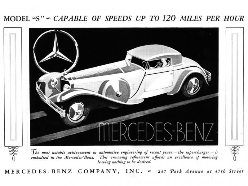 1928 Mercedes-Benz 680S Torpedo Roadster by Carrosserie J. Saoutchik 45