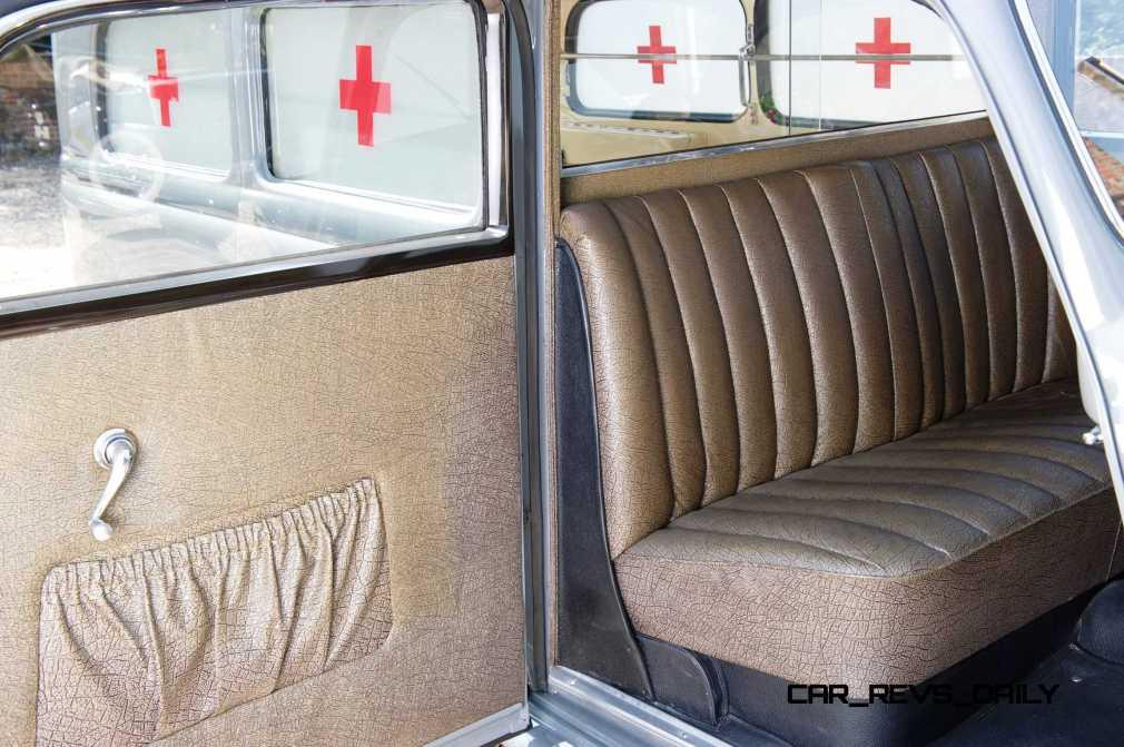 1952 Mercedes-Benz 170SV Ambulance 11
