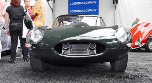 1961 Jaguar E-Type Series I Lightweight Replica 2