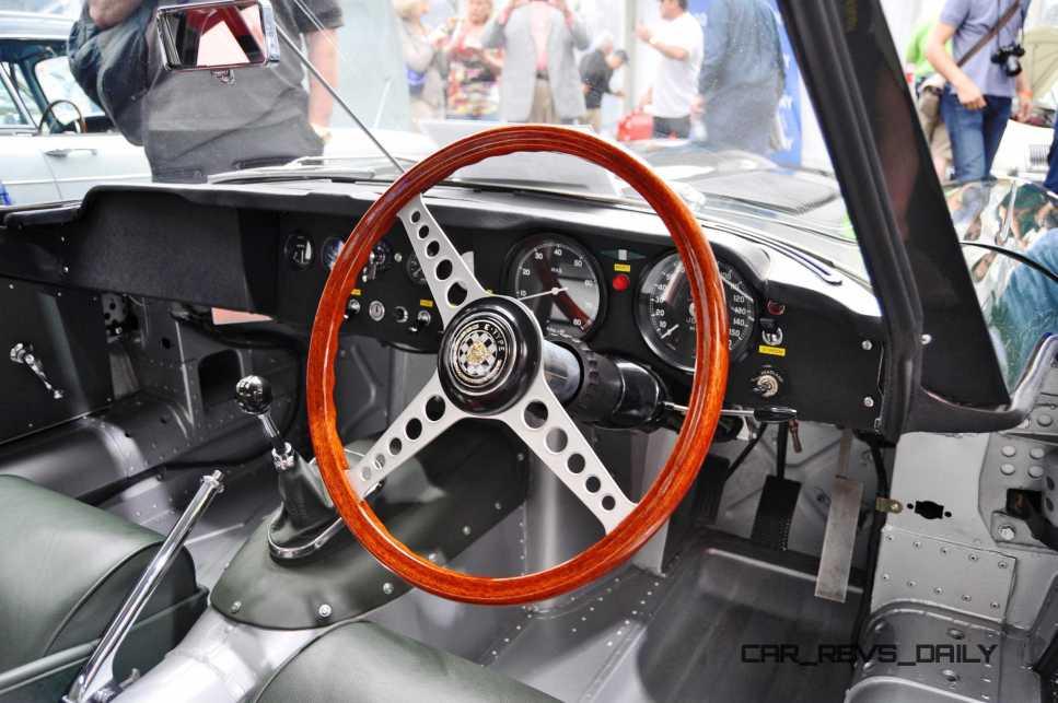 1961 Jaguar E-Type Series I Lightweight Replica 20
