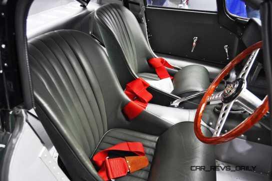 1961 Jaguar E-Type Series I Lightweight Replica 21