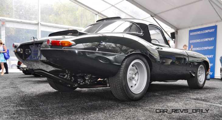1961 Jaguar E-Type Series I Lightweight Replica 27