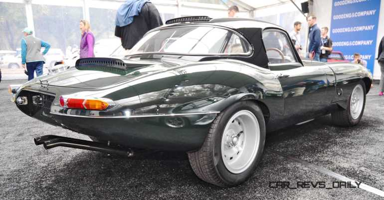 1961 Jaguar E-Type Series I Lightweight Replica 30