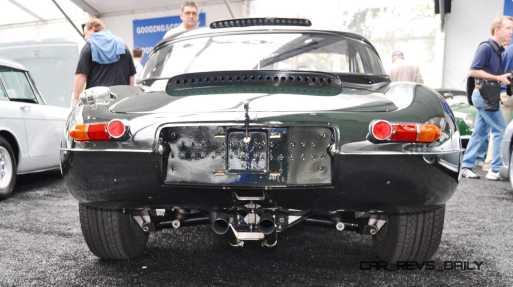 1961 Jaguar E-Type Series I Lightweight Replica 33