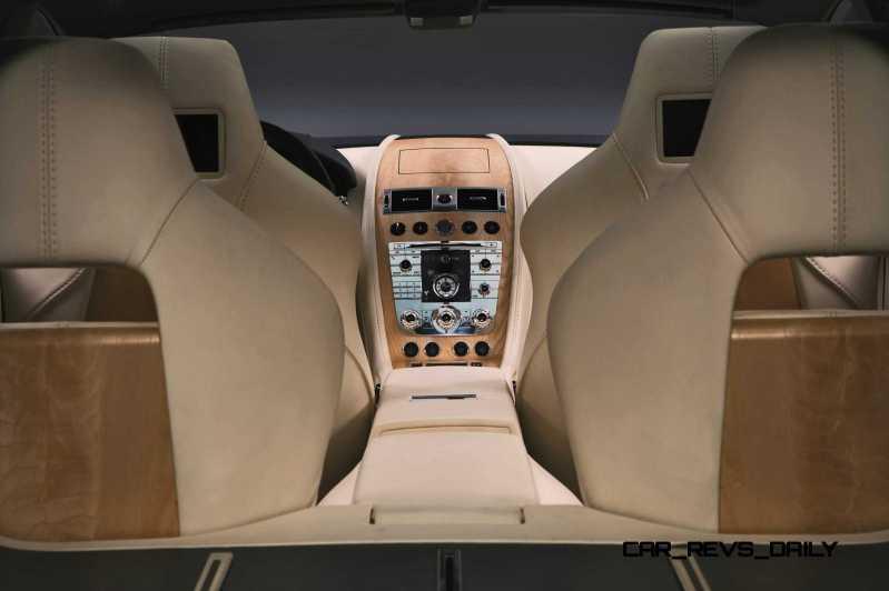 2006 Aston Martin Rapide Concept 1