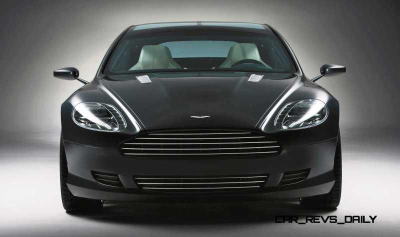 2006 Aston Martin Rapide Concept 21