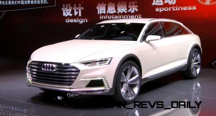 2015 Audi Prologue Avant Concept 14