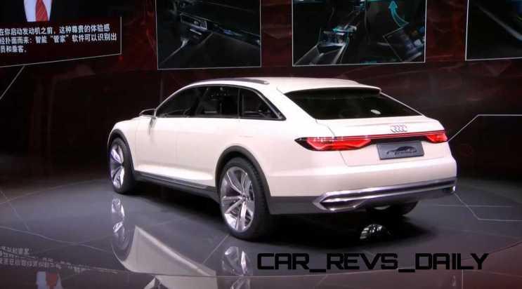 2015 Audi Prologue Avant Concept 16