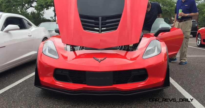 2015 Chevrolet Corvette Z06 Z07 Package 40