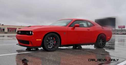 2015 Dodge Challenger SRT HELLCAT 23