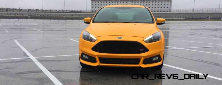2015 Ford Focus ST Tangerine Scream ST2 Pack 5