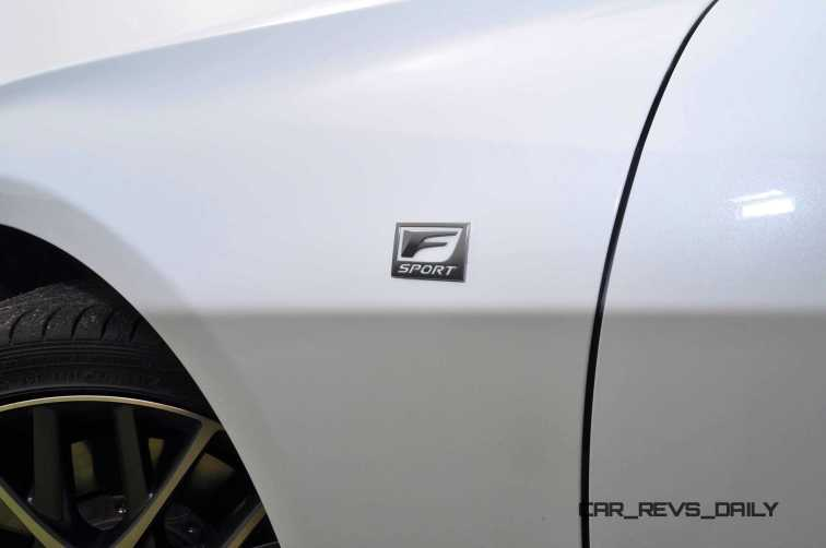 2015 Lexus RC350 F Sport 121