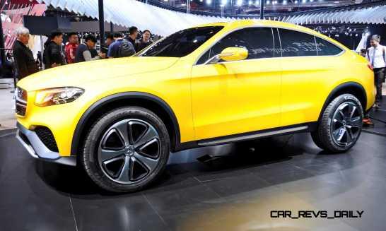 2015 Mercedes-Benz GLC Coupe Concept 9