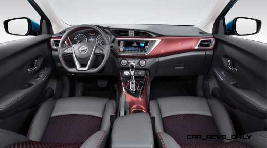 2015 Nissan Lannia Revealed in Shanghai With Funky Rump 17