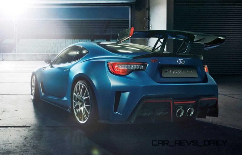 2015 Subaru BRZ STI Concept 14