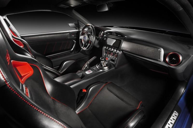 2015 Subaru BRZ STI Concept 16