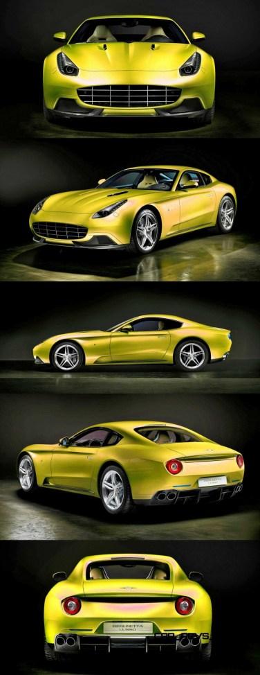 2015 Superleggera Berlinetta Lusso COLORS Tallpaper 21
