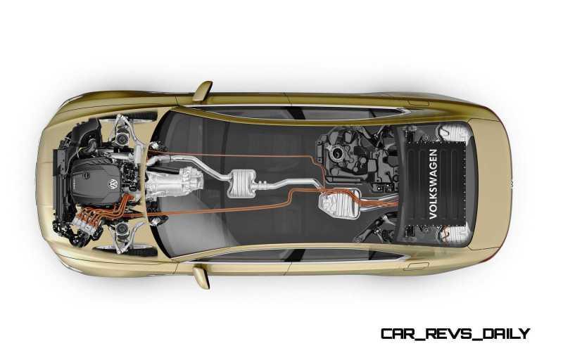 2015 Volkswagen C Concept GTE 2