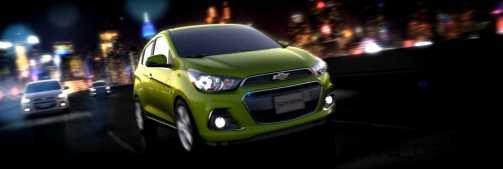2016 Chevrolet Spark 38