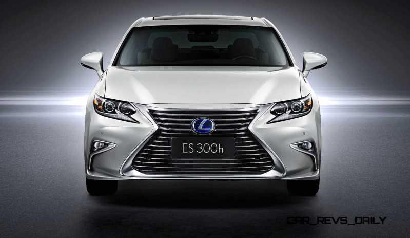 2016 Lexus ES 10