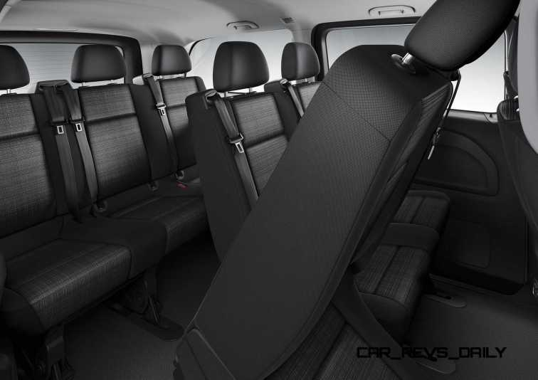 The 2016 Mercedes-Benz Metris Passenger Van