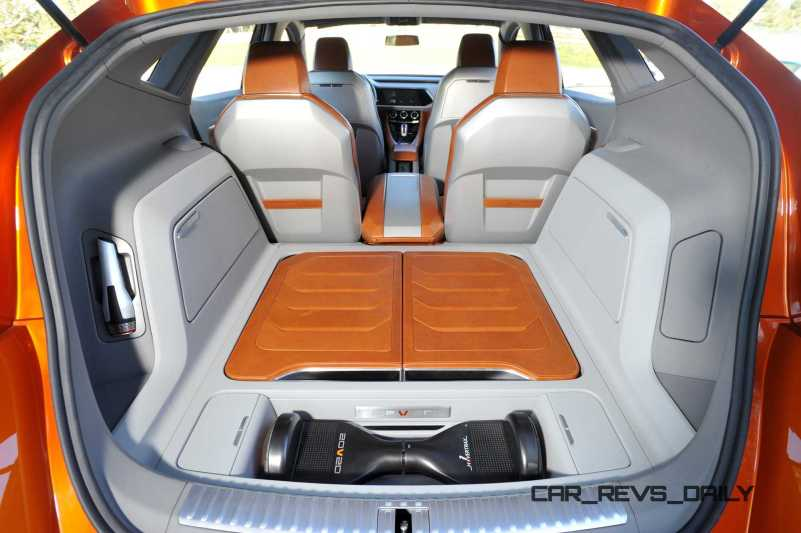 SEAT 20V 20 concept Matt Richardson/SEAT UK 07973 523456