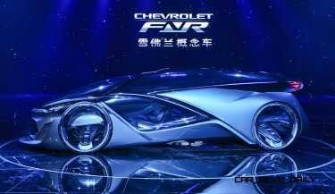 Best of Shanghai - 2015 Chevrolet FNR Concept 1