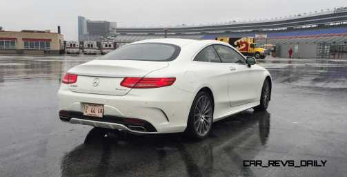First Drive Review - 2015 Mercedes-Benz S550 Coupe 14