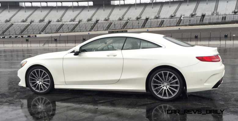 First Drive Review - 2015 Mercedes-Benz S550 Coupe 25