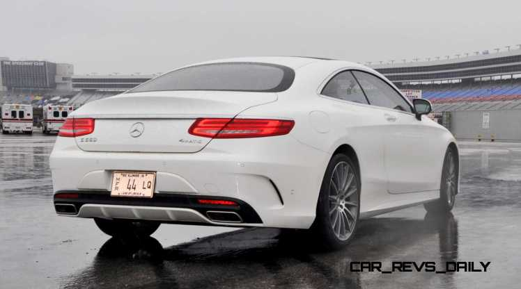 First Drive Review - 2015 Mercedes-Benz S550 Coupe 51