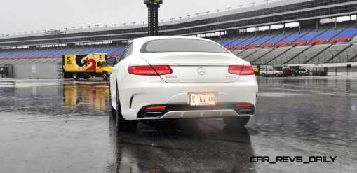 First Drive Review - 2015 Mercedes-Benz S550 Coupe 54