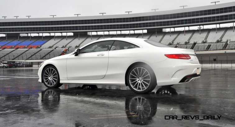 First Drive Review - 2015 Mercedes-Benz S550 Coupe 59