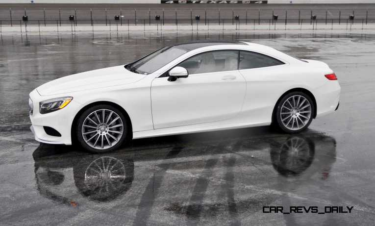 First Drive Review - 2015 Mercedes-Benz S550 Coupe 64