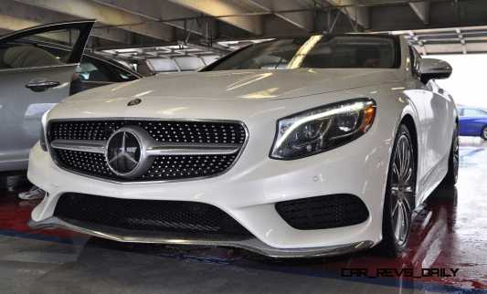 First Drive Review - 2015 Mercedes-Benz S550 Coupe 98