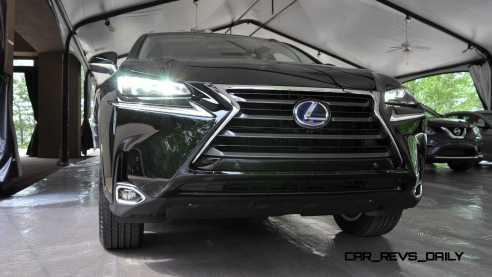 LEDetails - 2015 Lexus NX300h Triple LED Lights 1