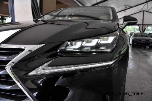 LEDetails - 2015 Lexus NX300h Triple LED Lights 15