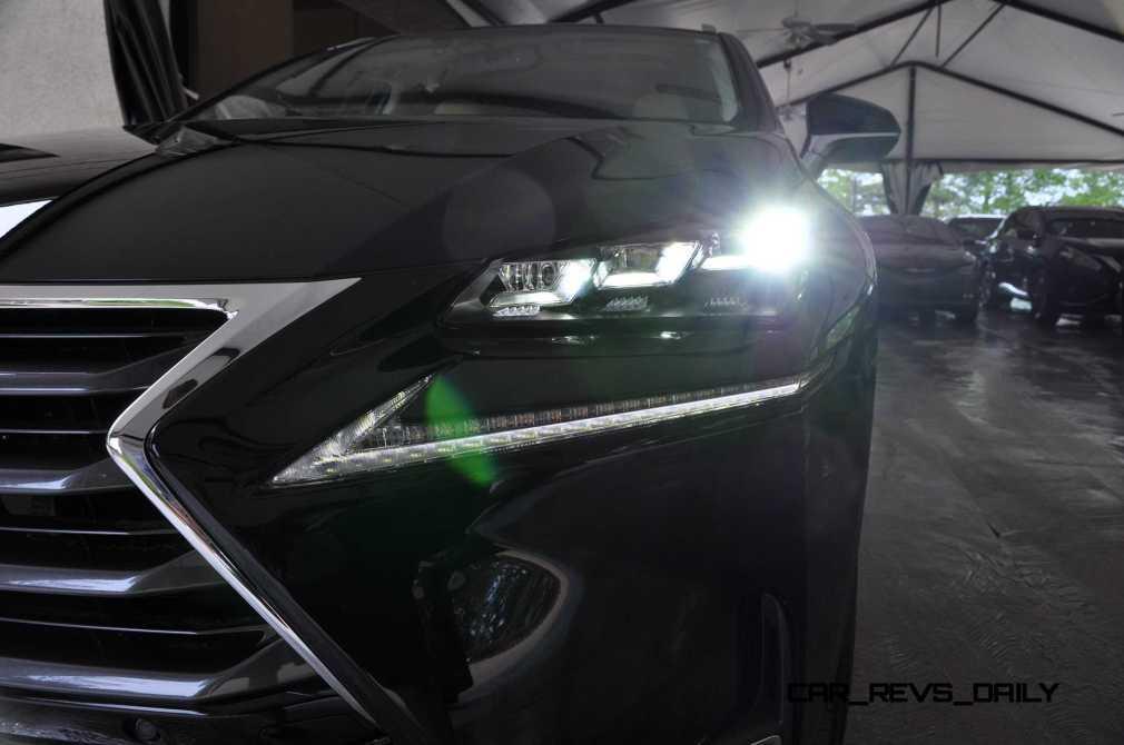 LEDetails - 2015 Lexus NX300h Triple LED Lights 19