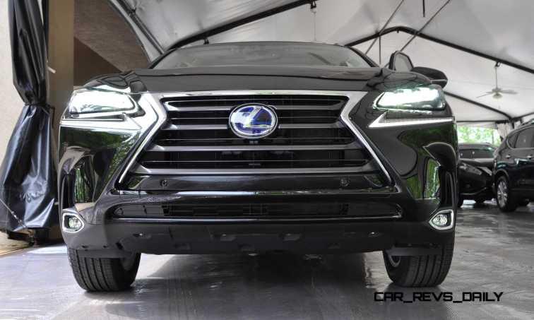 LEDetails - 2015 Lexus NX300h Triple LED Lights 27