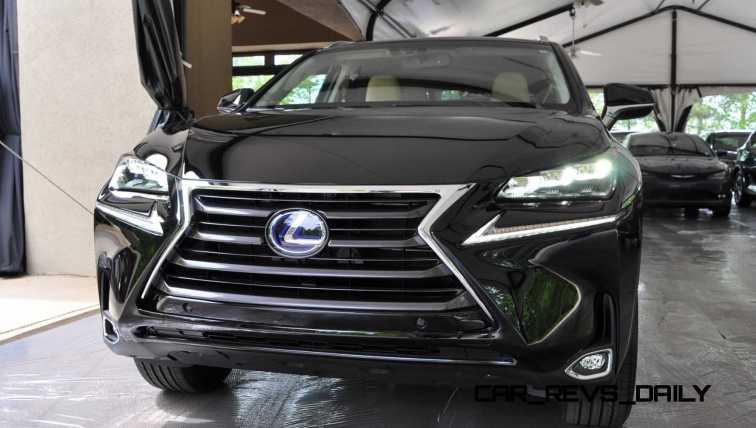 LEDetails - 2015 Lexus NX300h Triple LED Lights 4