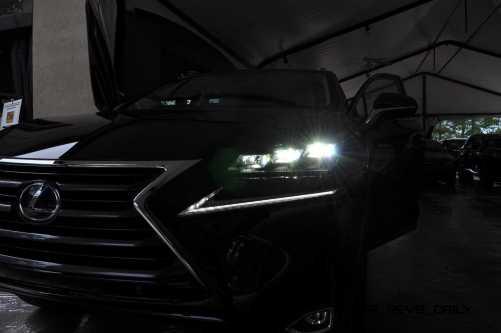 LEDetails - 2015 Lexus NX300h Triple LED Lights 49