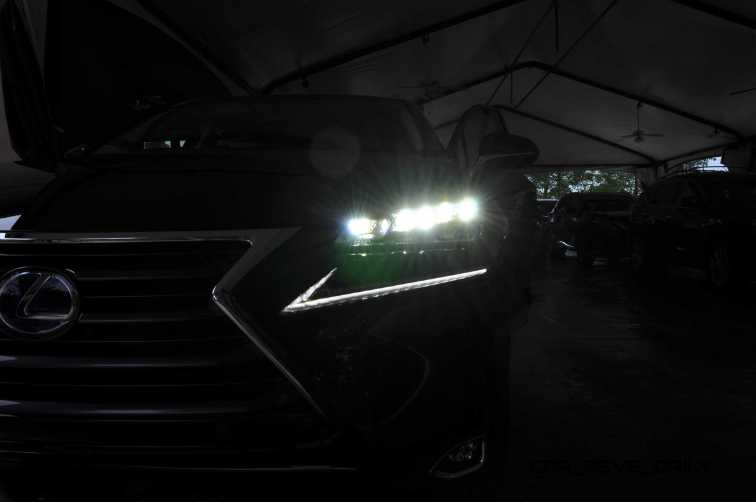 LEDetails - 2015 Lexus NX300h Triple LED Lights 57