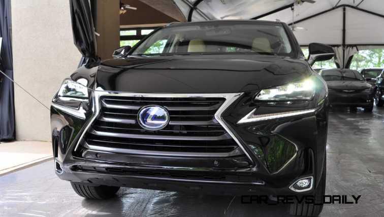 LEDetails - 2015 Lexus NX300h Triple LED Lights 6
