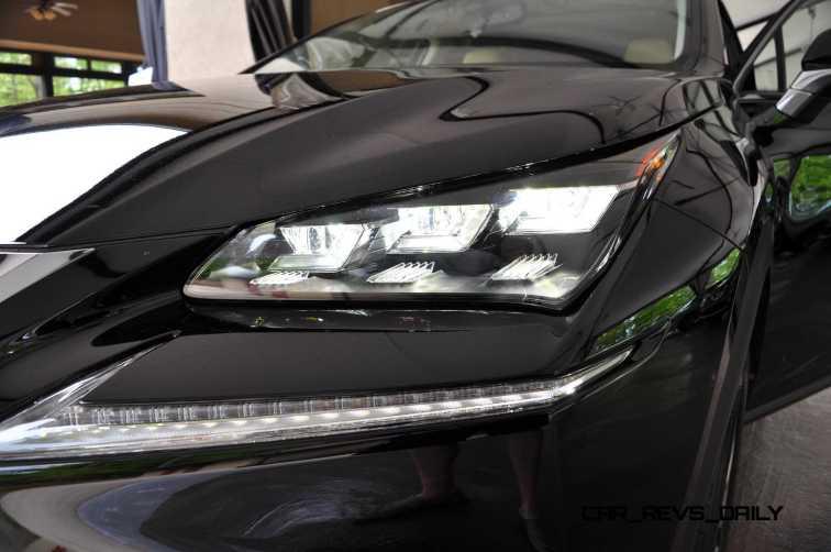 LEDetails - 2015 Lexus NX300h Triple LED Lights 70