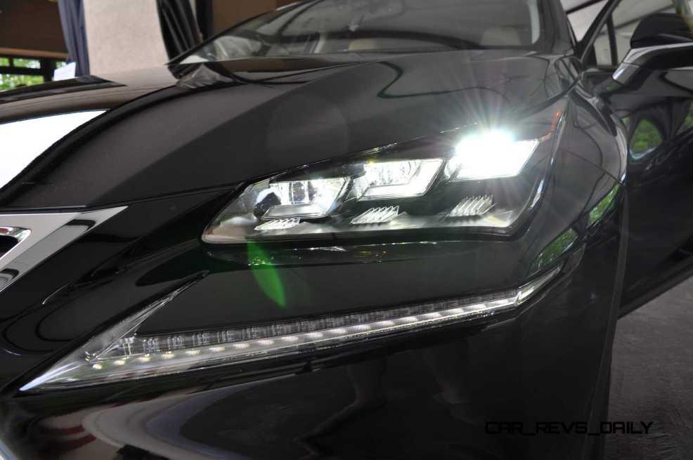 LEDetails - 2015 Lexus NX300h Triple LED Lights 74