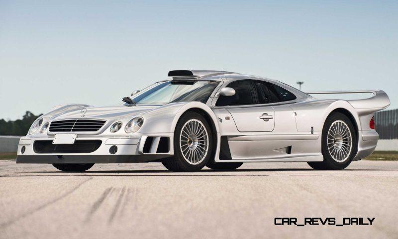 LeMans Homologation Specials - 1998 Mercedes-Benz CLK GTR SuperSport  1