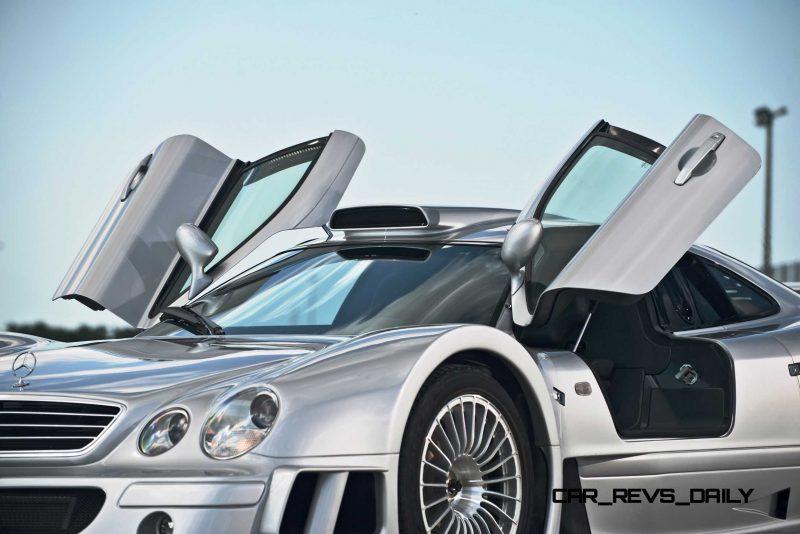 LeMans Homologation Specials - 1998 Mercedes-Benz CLK GTR SuperSport  17