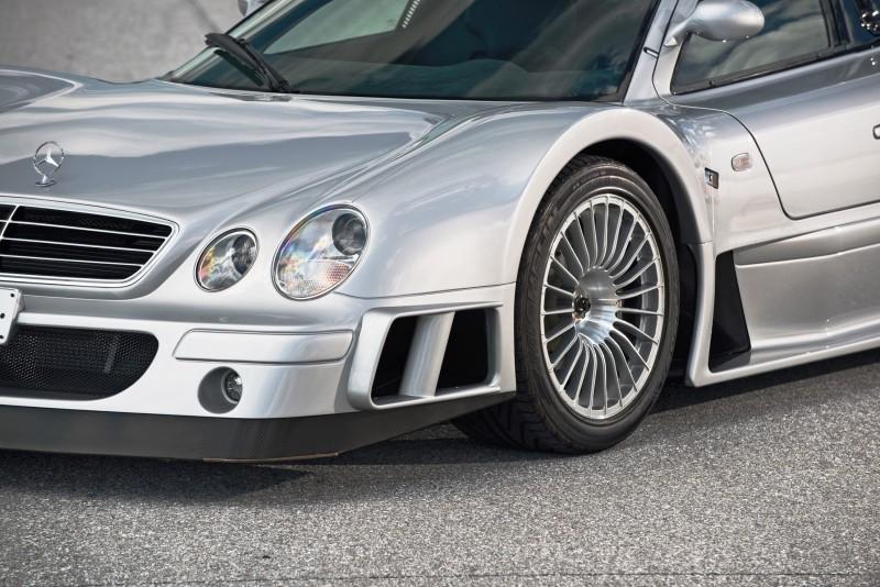 LeMans Homologation Specials - 1998 Mercedes-Benz CLK GTR SuperSport  19